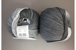Agave 101 grijs-wit
