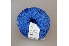 Java 218 kobaltblauw