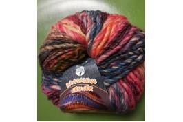 Olympia 064 blauw-oranje-roze