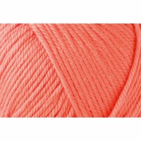 Handknit Cotton nr 2 Peach