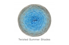 Twisted Summer Shades 1002 lilchtblauw naar taupe