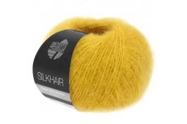 Silkhair kleur 160  zonnegeel