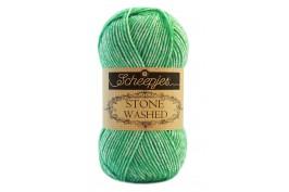Stonewashed 825 Malachite