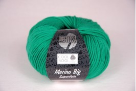 Cool Wool Big jade groen 935