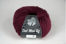 Cool Wool Big 954 bordeaux