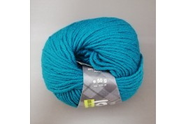 Mc Wool merino mix 100 petrol groen 130