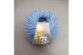 Mc Wool Cotton Mix 80 Jeans blauw 545