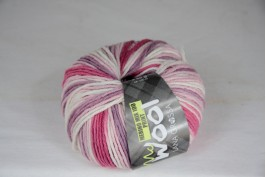Mc Wool merino mix 100 print 309