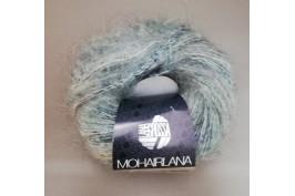 Mohairlana Color 106 groen melange
