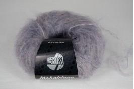 Mohairlana 002 grijs-violet melange