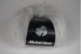 Mohairlana 005 licht grijs