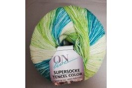 Supersocke Tencel Color 2537